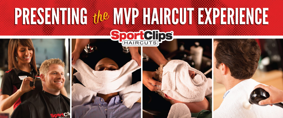 The Sport Clips Haircuts of Creve Coeur MVP Haircut Experience